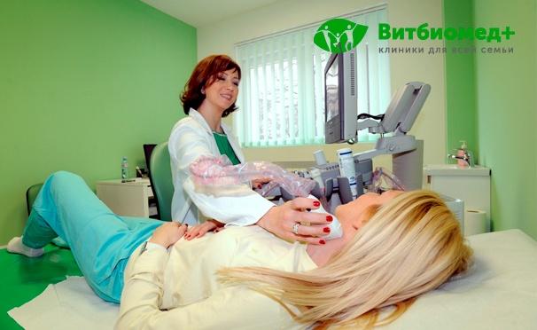 Скидка на Скидка 90% на УЗИ всего организма в сети клиник «Витбиомед+»
