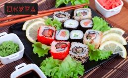 Суши-сеты с бесплатной доставкой