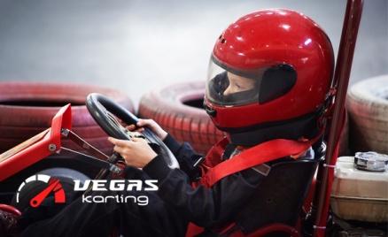 Картинг в клубе Vegas Karting