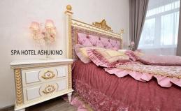 Проживание в спа-отеле «Ашукино»