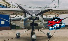 Полет на самолете от Sky-Venture