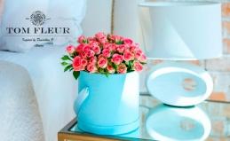 Букеты цветов от компании TomFleur