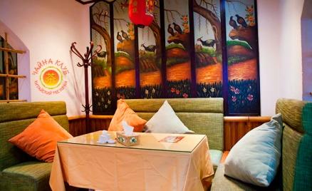 Китайские рестораны «Чайна Клуб»