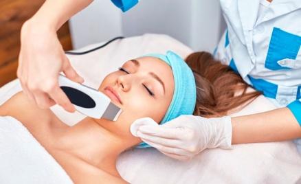 Чистка лица, пилинг, лечение акне