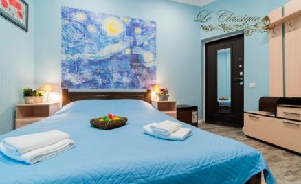 Отель Le Classique в центре Питера