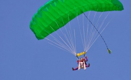 Полет на параплане от Para-Pro