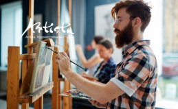 Мастер-классы в арт-студии Artista