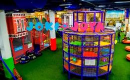 Парк Joki Joya в ТРЦ «Эдельвейс»