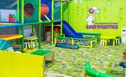 Игровая комната и день рождения
