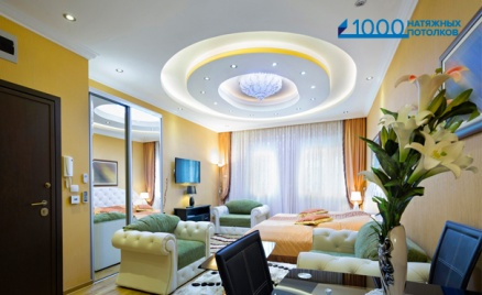 Компания «1000 натяжных потолков»