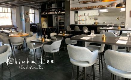 Ресторан Khinka Lee на «Арбатской»