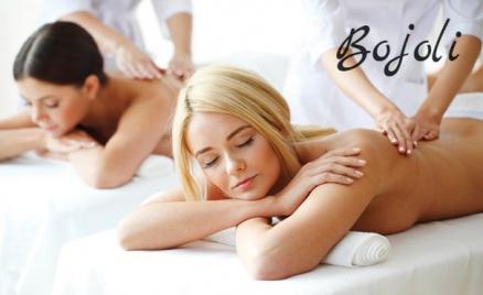 Отдых в spa-салоне Bojoli