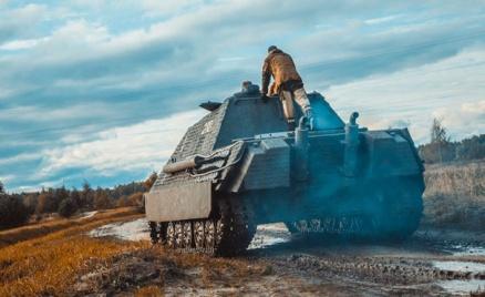 Катание на танке ПТ-САУ Jagdpanther