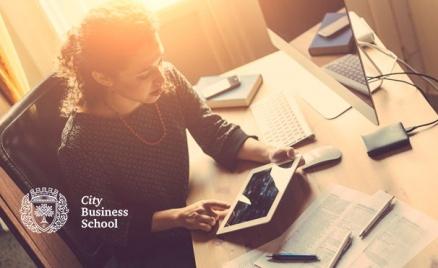 Онлайн-курсы от Сity Business School
