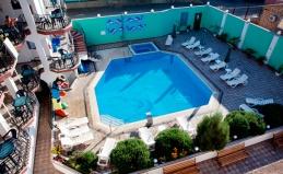Отдых в отеле «Крым Енот» в Судаке