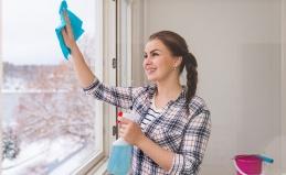 Уборка квартиры или мытье окон