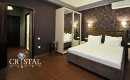 Отдых в отеле Cristal в Адлере