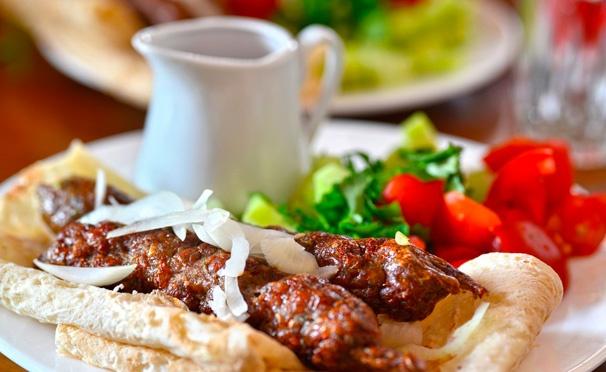 Скидка на Все блюда и напитки в грузинском ресторане «Тавадури»: хашлама, хачапури, хинкали, харчо, лобио в горшочке, шашлыки и не только! Скидка 50%