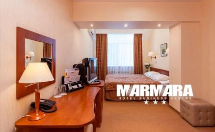 Бизнес-отель Marmara в Петербурге