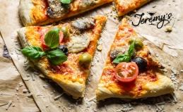 От 4 до 9 пицц с доставкой
