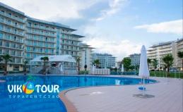Отдых для двоих в «Сочи Парк Отеле»