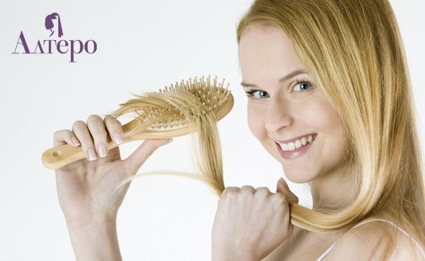 Скидка на От 1 до 5 сеансов мезотерапии, пилинга, микротоковой терапии кожи головы в медицинском центре косметологии «Алтеро». Скидка до 81%