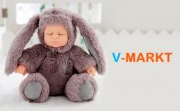 Кукла от интернте-магазина V-markt
