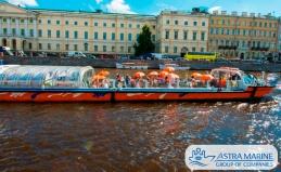 Экскурсия по каналам Петербурга
