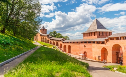 Туры по Ладожским шхерам, в Новгород