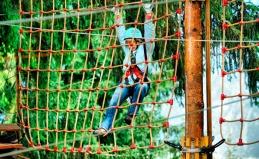 Веревочный парк «Тур-Сафари»