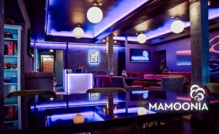 Лаундж-бар Mamoonia на Таганке