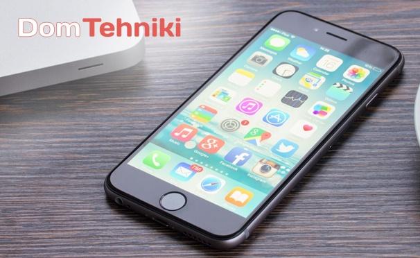 Скидка на Смартфоны iPhone с доставкой по всей России от интернет-магазина Dom Tehniki. Скидка до 39%