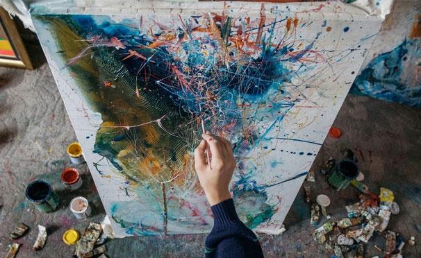 Скидка на Онлайн-курсы от художественной студии «А-ля Прима»: «Академический рисунок карандашом для начинающих», «Кисть и мастихин» и «4 картины акрилом в стиле поп-арт». Скидка 50%