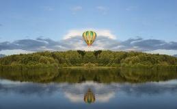 Полет на шаре от клуба «АэроКвест»