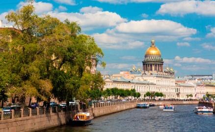 Экскурсии по Питеру от «Визит СПб»