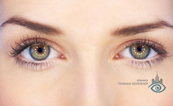 Скидка на Лазерная коррекция зрения по технологии FemtoLasik в «Клинике Глазные Болезни». Скидка до 51%