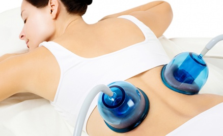 Вакуумно-роликовый массаж всего тела