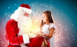 Визит Деда Мороза и Снегурочки