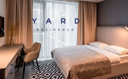 Отель Yard Residence в Петербурге