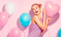 Воздушные шары, капкейки и не только