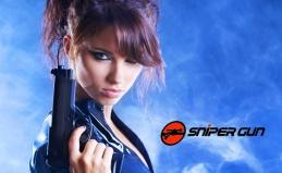 Стрельба в тире Sniper Gun