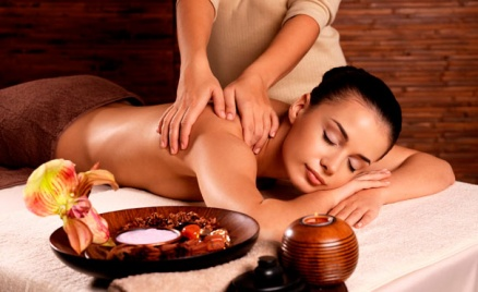 Спа в студии Personal Massage