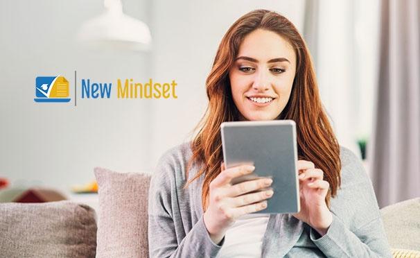 Скидка на Онлайн-курсы ораторского мастерства, развития памяти, самореализации, MBA, PMP, скорочтения от международного образовательного центра New Mindset. Скидка 90%