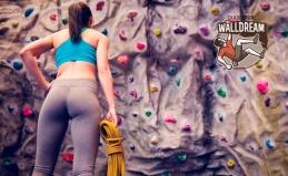 Целый день на скалодроме Walldream