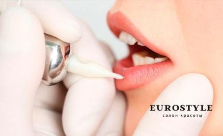 Перманентный макияж губ, век, бровей