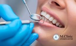 Услуги стоматологии M.Clinic