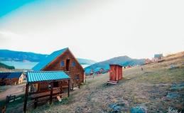 База отдыха «Зуун-Хагун» на Байкале