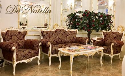 Услуги студии красоты De'Natella