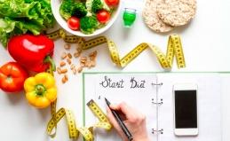 План тренировок, программа похудения