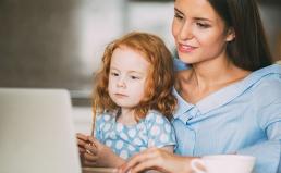 Онлайн-программы развития ребенка